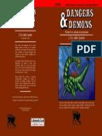 L'Oro dello Spettro (Dangers & Demons CHDDB1) Copertina Unica