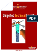 Simplified Technical English
