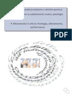 Adattamenti Cardiocircolatori Ad Allenamento, Forse 2012