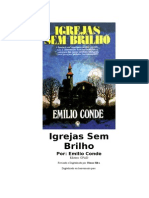 Igrejas Sem Brilho - Emilio Conde