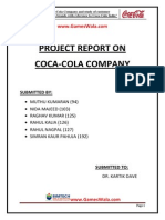Final Report on Coca Cola 120411025016 Phpapp02