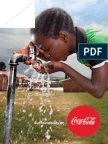 Sustainability at Coca Cola PDF
