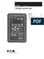 FP-6000 Feeder Protection