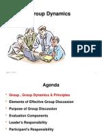 Group Dyanmics PPT
