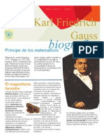3 Karl Friederich Gauss