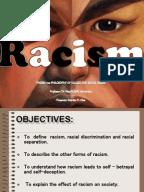 Argumentative essay about racism