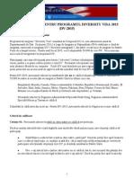 DV 2015 Instructions Romanian