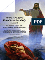 There Are Save Two Churches Only - Volume I