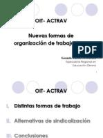 Nuevas formas de Organización - Gerardo Castillo