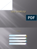 Led Displejii