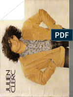Book Julien Clerc - Best of - 55 Pvc