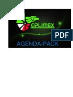 Reporte de Agendapack