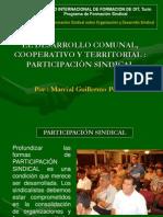Desarrollo Comuncal Cooperativo- Guillermo Pérez