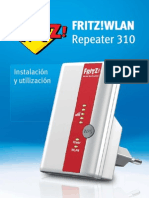 Fritz Wlan Repeater 310-Es