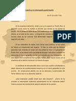 La geografía en la historiografía puertorriqueña