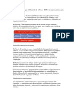 Consultoría en Metodologías de Desarrollo de Software
