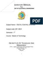 Digital Controlled System Lab Manual.pdf