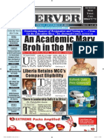 Liberian Daily Observer, 12/13/2013