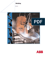 ABB Robotic Arc Welding