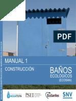 Manual Contruccion de Sanitarios Ecologicos