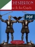 Chesterton, G. K. - El Regreso de Don Quijote