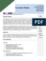 Business Analyst - CV