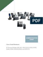 Cisco Spa 30x Spa 50x Spa525g Spa525g2 Admin Guide