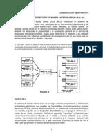 Transmisión y Recepción en B.L.U. -Prof. Faletti-2005