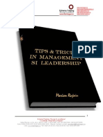 Tipstricks Management Si Leadership