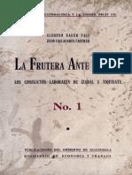 Bauer Paiz - La Frutera Ante La Ley