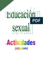 Ed Sexual Con Cuestionario