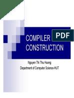 compiler construction chap1 - introduction