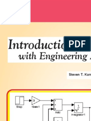 32-Introduction to Simulink With Engineering Applications ... on