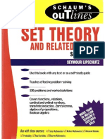 Set Theory and Related Topics