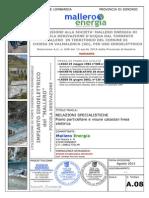 A.08 - Relazioni Specialistiche - Piano Particellare e Visure Catastali Linea Elettrica