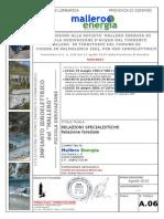 A.06 - Relazioni Specialistiche - Relazione Forestale