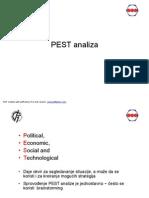 Pest Analiza