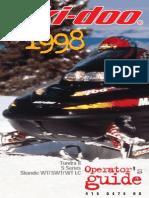 Skandic Manual - 1998