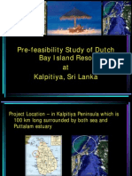 Pre - Feasibility Study (Click on the image)