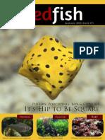 Redfish Magazine 2012 January Eu