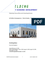 BUILDING Community Economic Development