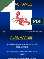 Alacranes