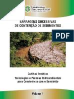 Vol 1 - Cartilha Barragens Sucessivas