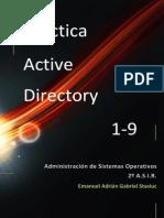Active Directory 1-9