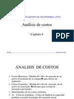 Anal de Costos