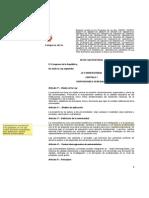 Ley Universitaria - Dictamen Final - Texto Sustitutorio - Comentarios EVM 151213