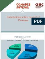 Alguno datos estadisticos relevantes de la juventud peruana.ppt