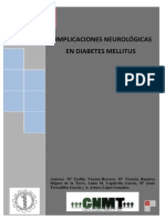 Neuropatias en Diabetes