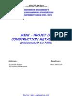 2 Construction Metallique Raport