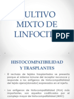 Cultivo Mixto de Linfocito